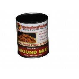 Ground Beef 28oz Can