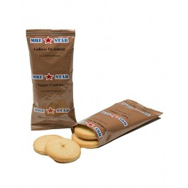 MRE Star - Snack Sugar - Cookies