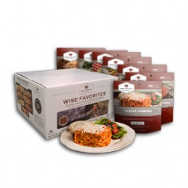Wise Foods - Favorites 7 meal Pack (05-713)