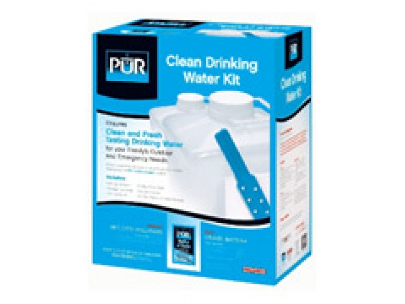 Buy Pur Clean Drinking Water Kit From Reliance Products