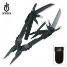 Gerber Diesel Black Multi Tool with Sheath