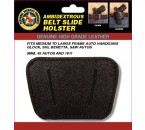 Belt Slide Holster – fits medium to large frame auto handguns