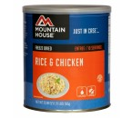 Mountain House #10 Can - Rice & Chicken