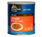 Mountain House #10 Can - Lasagna with Meat Sauce