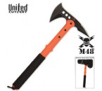 United M48 Kommando Survival Rescue Axe