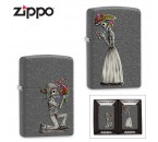 Zippo Death Cannot Stop True Love Lighters