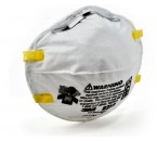 Basic 3M Particulate Respirator Front