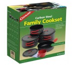 Coghlans Carbon Steel Family Cookset