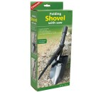 Coghlans Folding Shovel with Saw