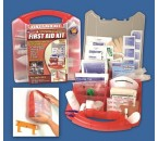 234 Piece First Aid Kit with mount