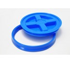 Gamma Seal Lid Blue