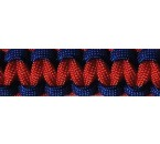 Paracord - Gators-blue Large