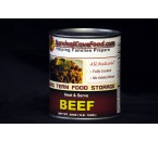 Survival Cave - Canned Beef - 28 oz