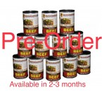 Survival Cave Canned Beef