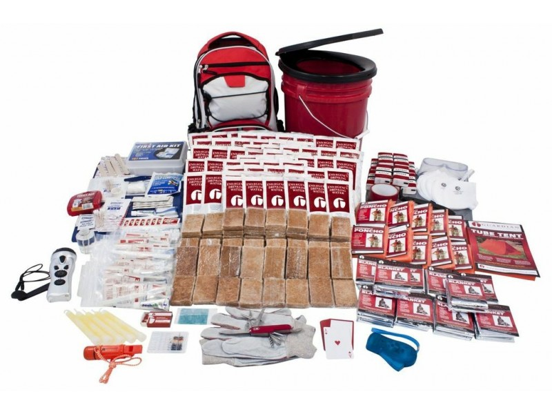 Buy 10 Person Guardian Bucket Survival Kit From Guardian