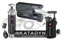 KATADYN water treatment