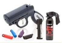 Mace & Pepper Spray